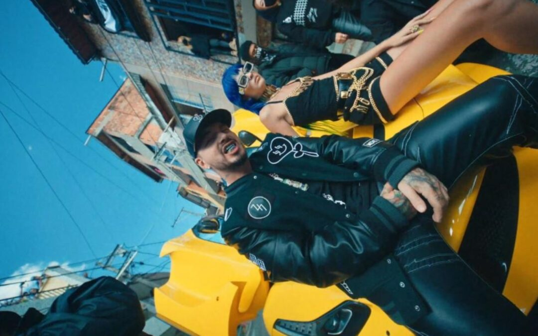 """J Balvin Drops Video for New Track """"Ma G"""""""