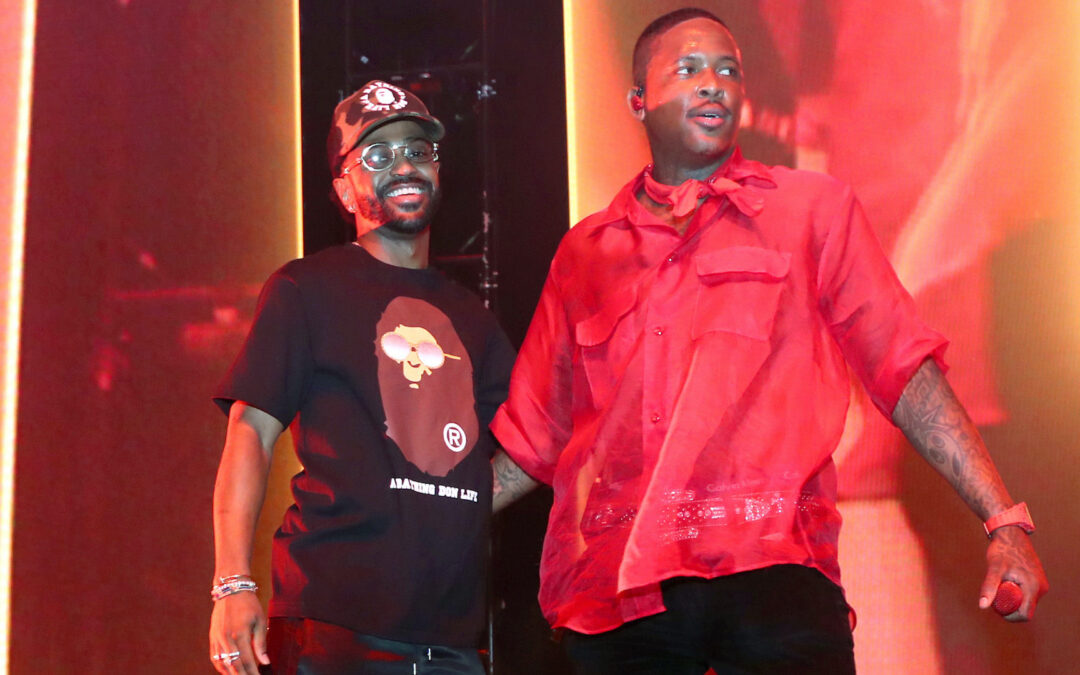 """Big Sean and YG Connect on New Track """"Go Big"""""""