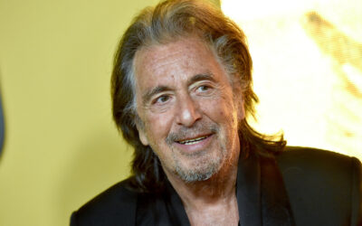 Golden Globes Viewers Inspired by Al Pacino Seemingly Taking a Nap on Air
