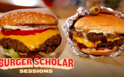 How to Cook 2 Regional Fast-Food Burgers with George Motz | Burger Scholar Sessions