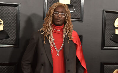 Young Thug Explains Why El Chapo's Wife Was His Profile Picture