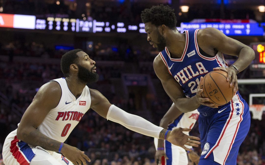 Fans React to Andre Drummond Joining 76ers After Joel Embiid's Previous Comments
